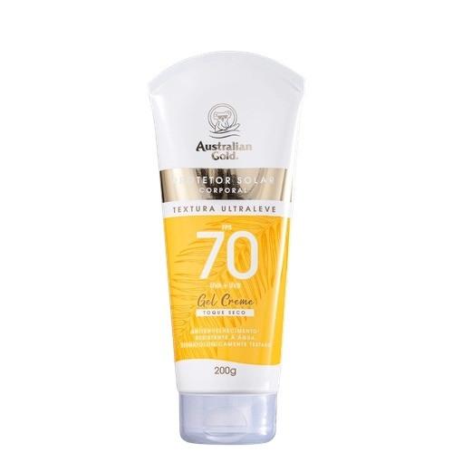 Australian Gold Gel Creme Fps 70 - Protetor Solar