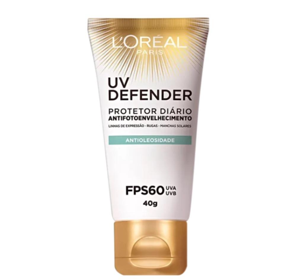 L'oréal Paris Uv Defender Antioleosidade Fps 60