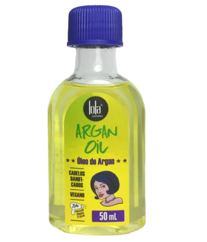 Lola Cosmetics Argan Oil - Óleo Capilar